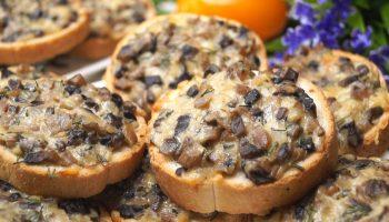 Горячие бутерброды «Жульен»: ваши близкие частенько будут их просить