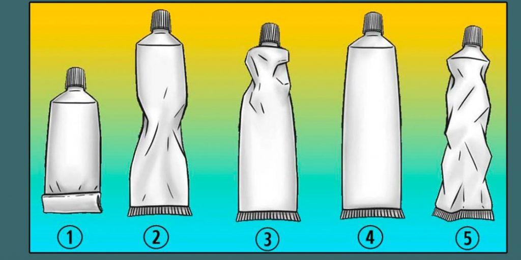 Психологический тест: то как вы сжимаете зубную пасту расскажет правду о вашем характере