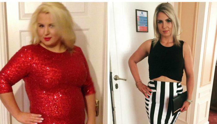 Потрясающая мотивация: женщина похудела после того, как незнакомец назвал ее носорогом