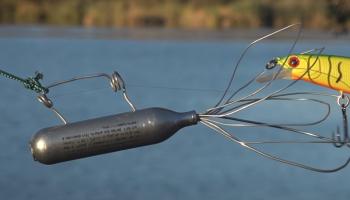 Хитрая самоделка из СССР для рыбалки