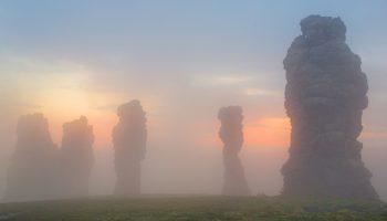 Семь чудес России: места, потрясающие своей красотой
