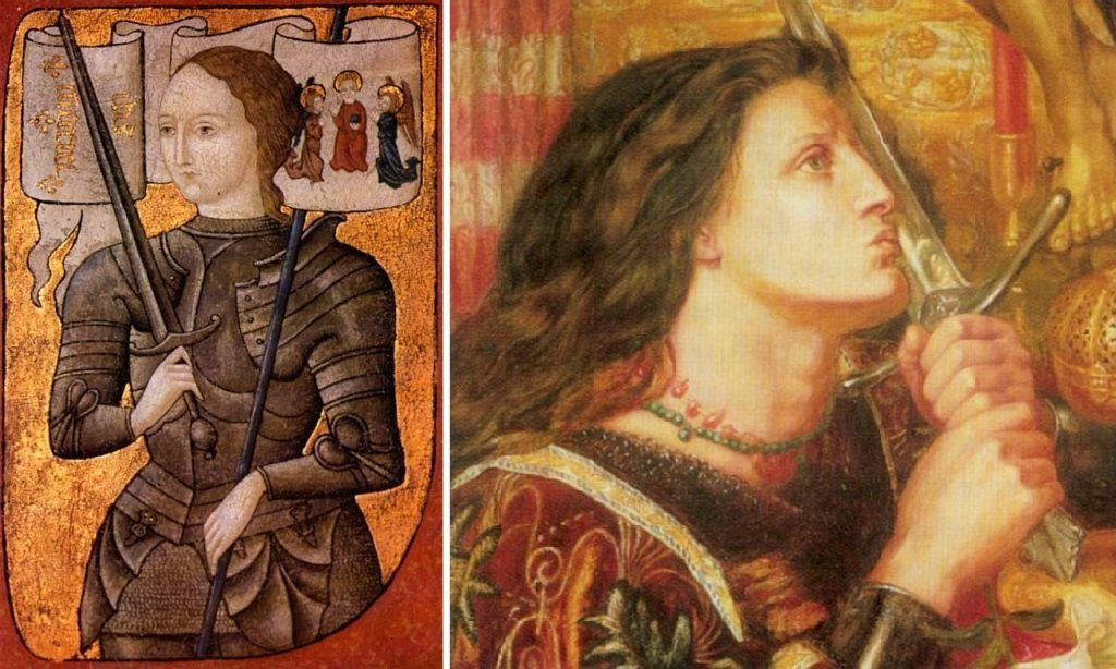 Домреми — малая родина Жанны д'Арк