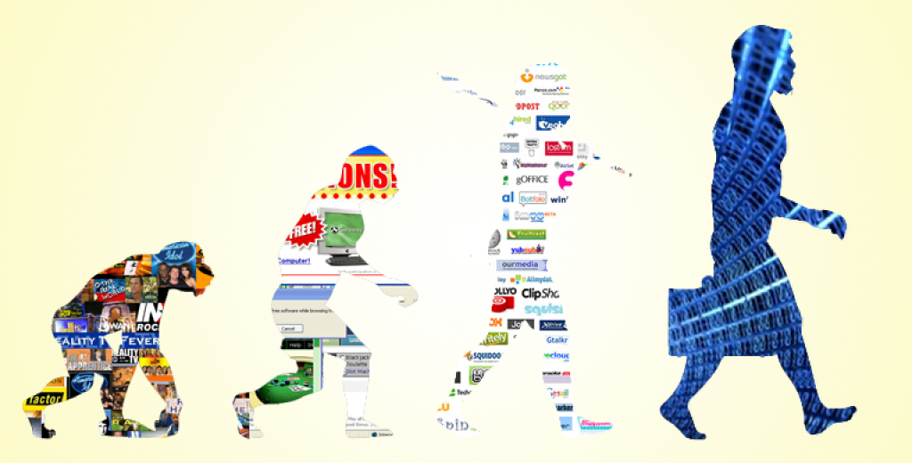 Эволюция рекламы: как поменялись баннеры  за 10 лет