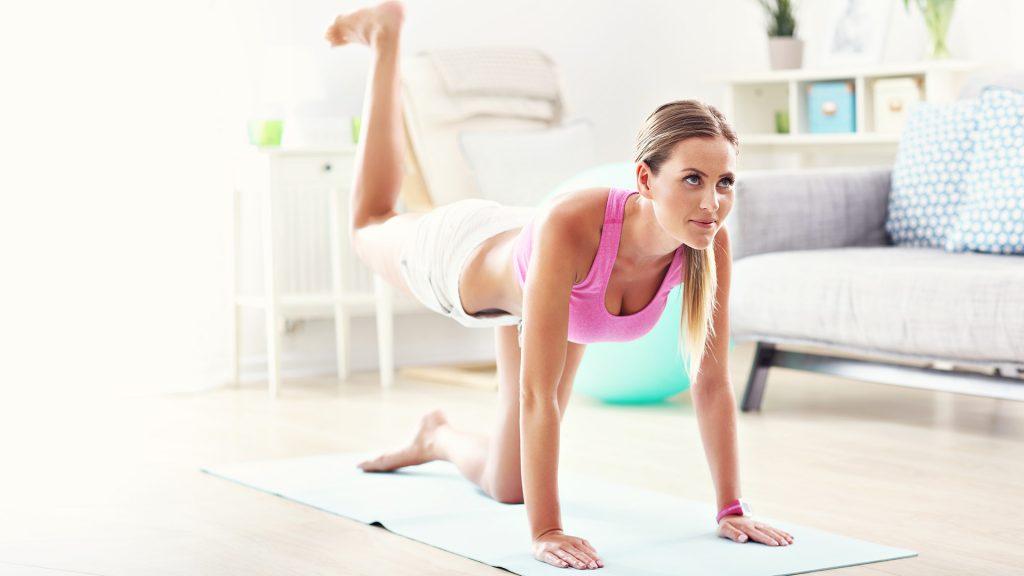 Тренировки из дома для похудения: занимаемся без инвентаря