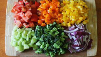 Диетические салаты: просто, вкусно и полезно