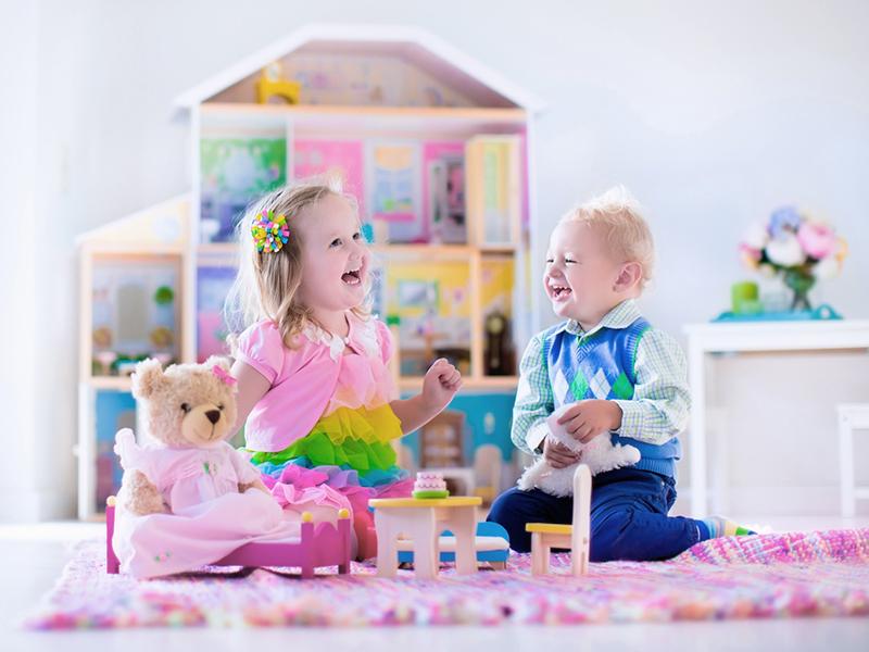 Развитие ребенка: развивающие игрушки для детей до года