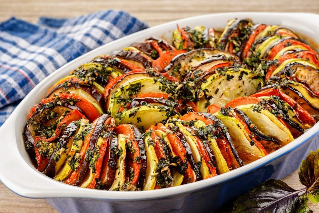 Классический рататуй: рецепт простого и вкусного овощного рагу