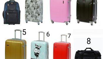 Тест: о чем расскажет ваш чемодан?