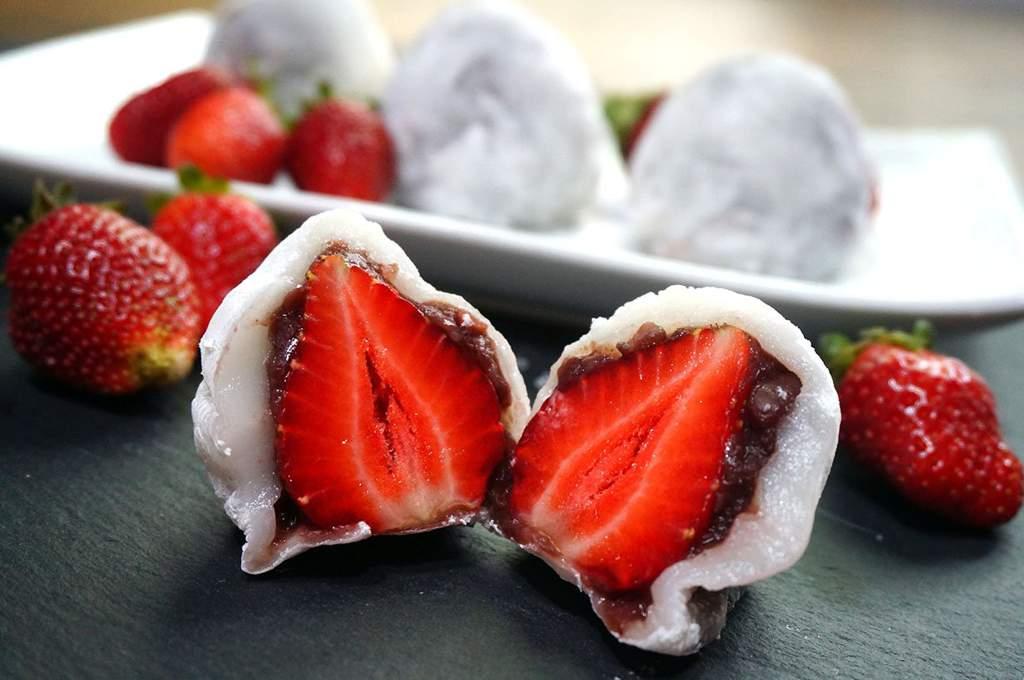 Пальчики оближешь: японские пирожные Мочи (Моти)