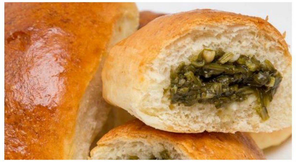 Пирожки со щавелем: простой рецепт