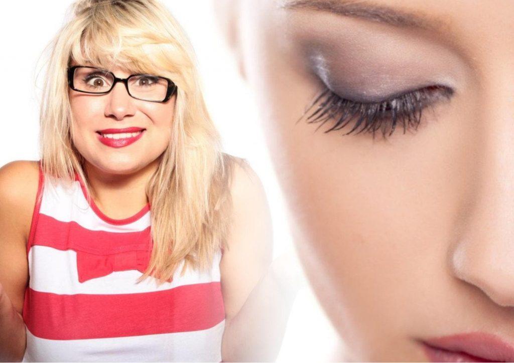 Как манекен: почему визажисты советуют блондинками выбросить черную тушь