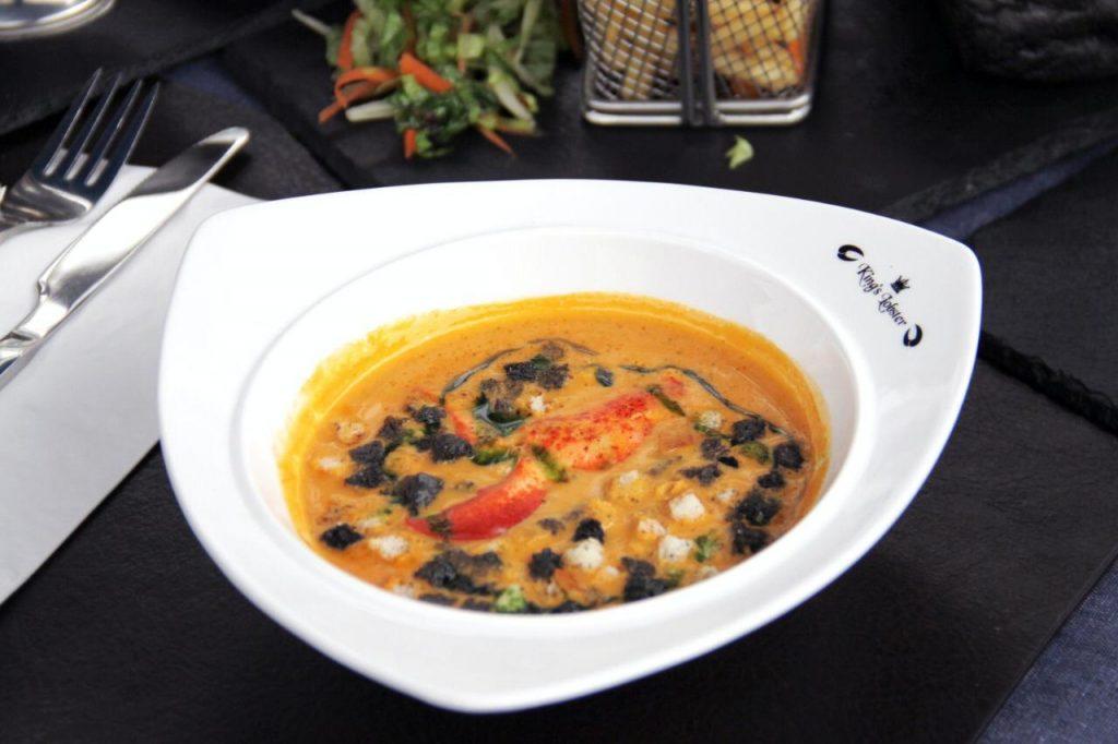 Тыквенный суп от итальянского шеф-повара