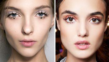 Реснички паука: какой модный тренд по нанесению туши охватил россиянок в 2020