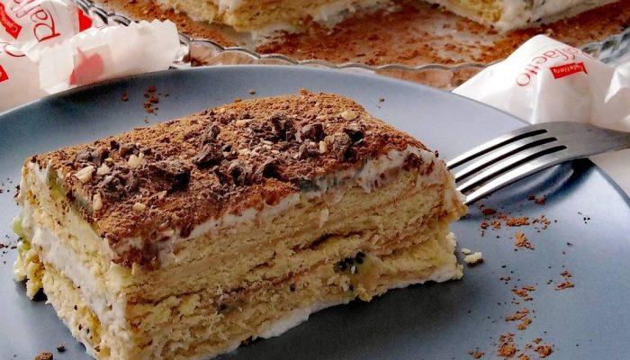 Проще не бывает: рецепт вкусного торта без выпечки на скорую руку