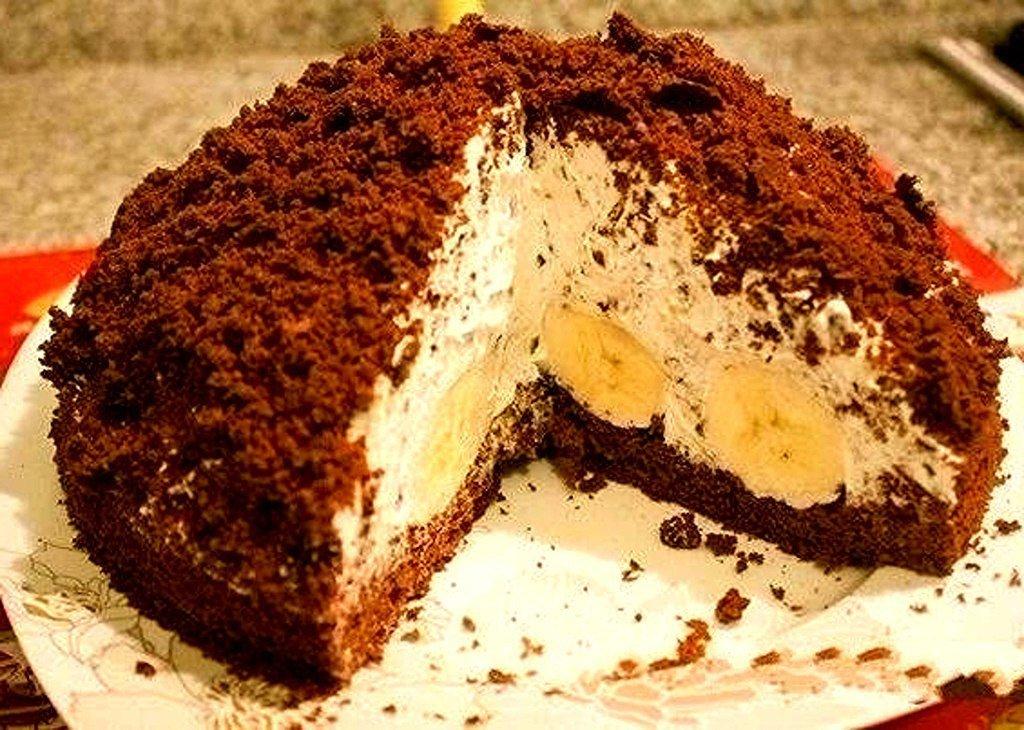 Шоколадный торт пеле рецепт с фото