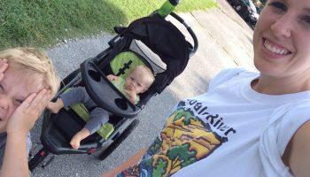 Навыки вождения и воспитания: Джилл Дуггар получила выговор за опасную езду с детьми