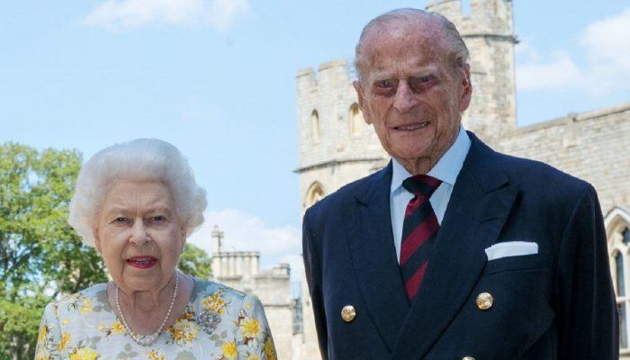 День рождения герцога: язык тела королевы Елизаветы и принца Филиппа