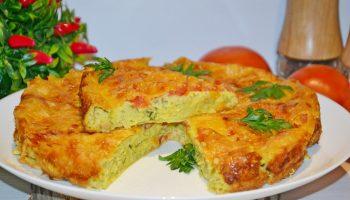 Пицца за 10 минут: необычный рецепт приготовления знакомого блюда из кабачков
