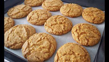 Для сладкого чаепития: ароматное, медовое печенье с корицей