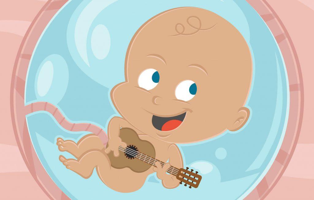 Ум и интеллект: какие факторы влияют на эти качества ребенка в утробе матери