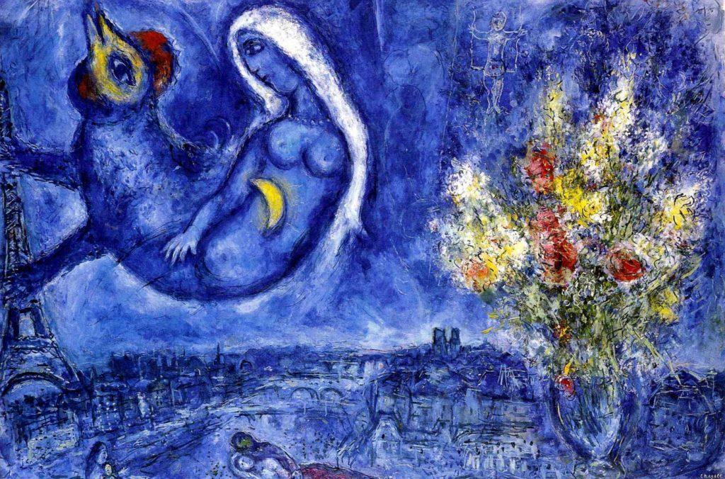 Марк Шагал: любопытные факты из жизни легендарного художника