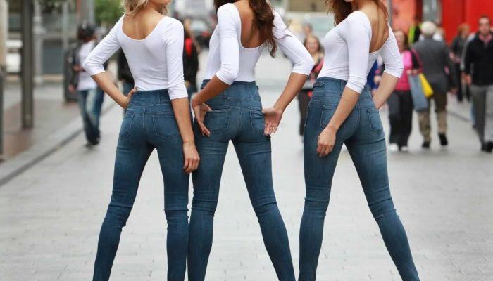 От рассвета до заката: как мужчины относятся к женщинам, которые каждый день ходят в джинсах