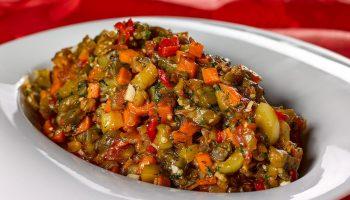 Проще простого: рецепт вкусного овощного соте с фаршем