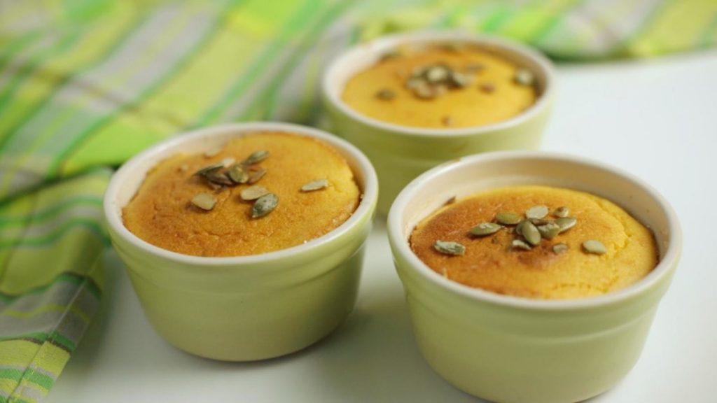 Для изысканных гурманов: рецепт тыквенного пудинга со сладкой грушей
