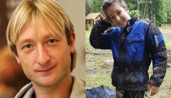 Егор Ермак, 14 лет: как выглядит и чем занимается старший сын Евгения Плющенко