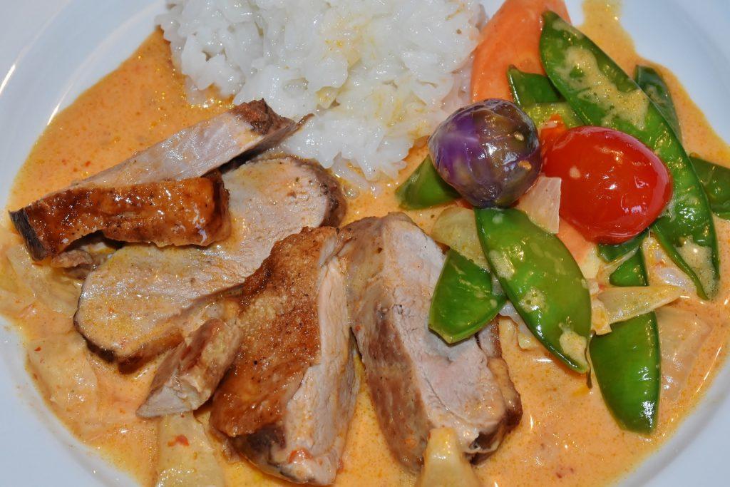 Быстро и вкусно: рецепт куриного карри