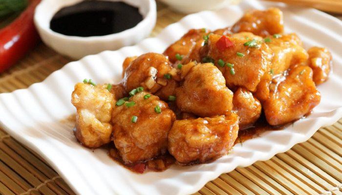 Пикантное блюдо: рецепт горячего и сочного цыпленка генерала Цо
