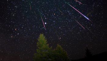 Августовский звездопад: метеорный дождь Персеиды осветит небо