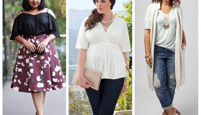 Что носить полным женщинам? Советы стилиста