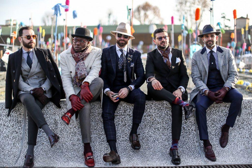 5 правил мужского стиля из Италии