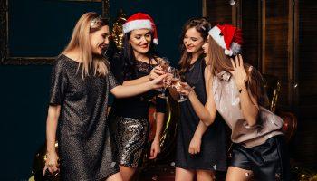Образ на Новый год: как быть в центре внимания