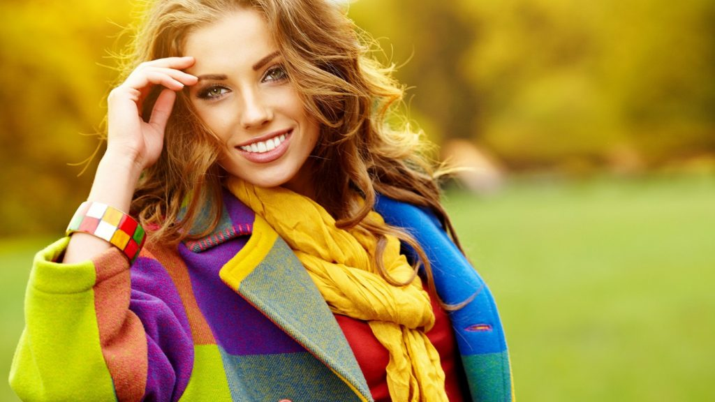 В цвете: учимся носить цвета