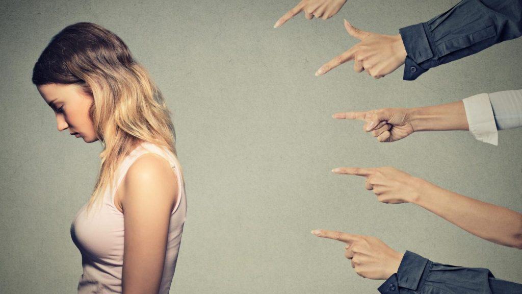 Избавляемся от навязчивых чувств стыда и смущения