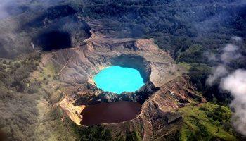 Необычные озёра: кислотное, пятнистое, пустое